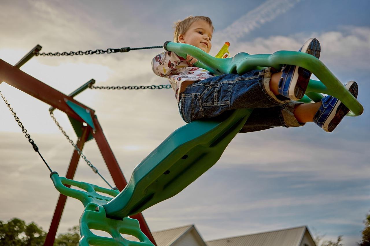 Por que as crianças devem correr riscos desde cedo